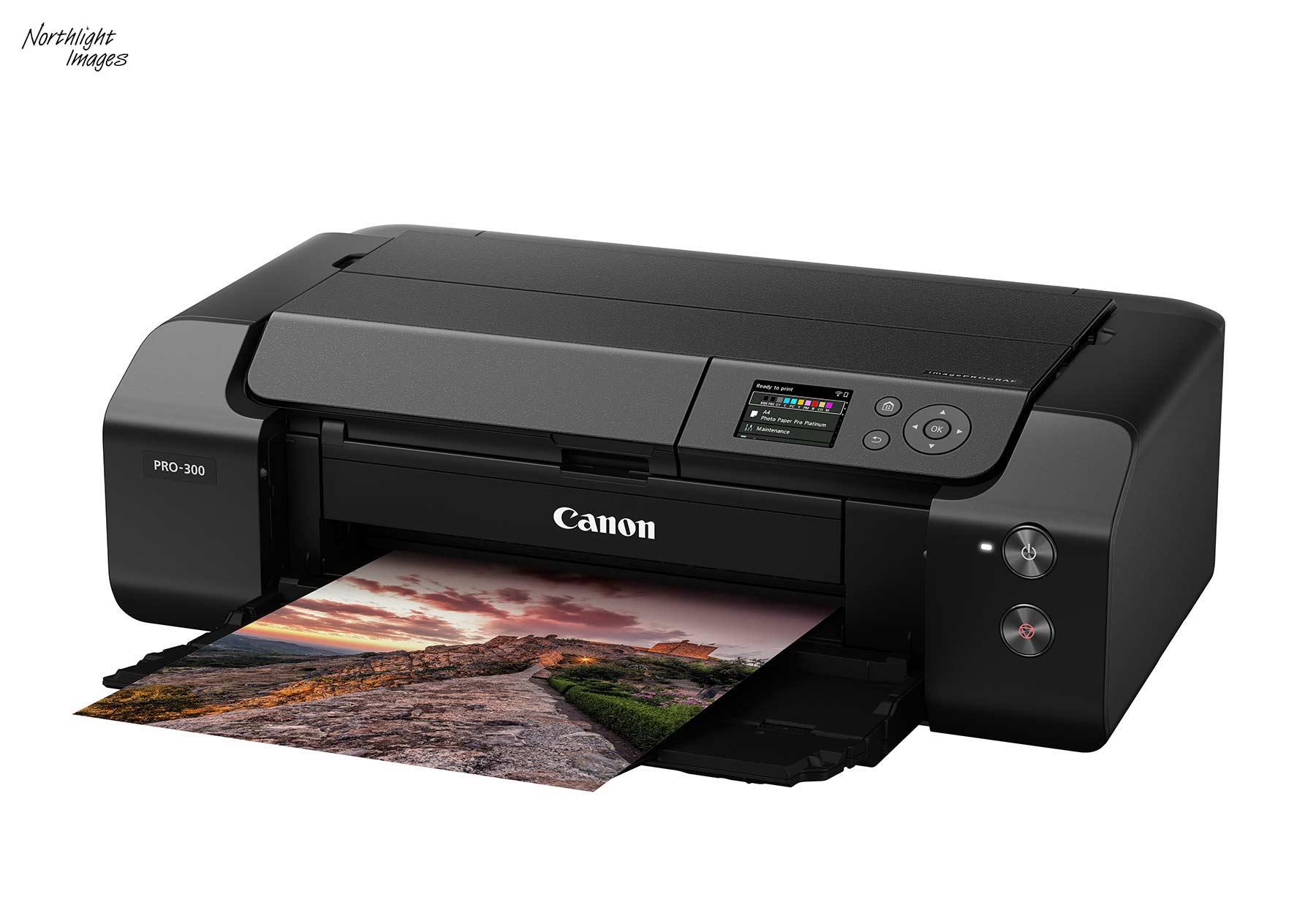 Canon pro-300 printer