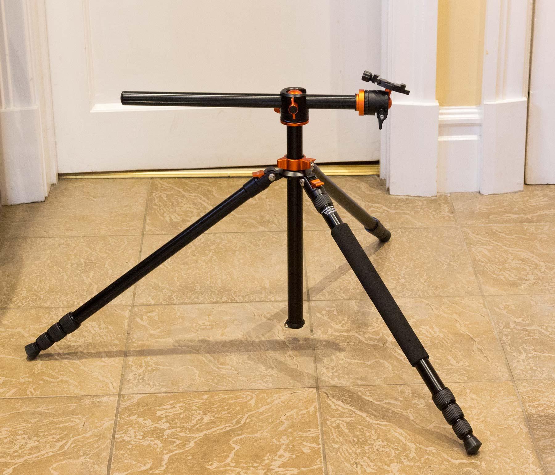 tripod-with-cross-arm