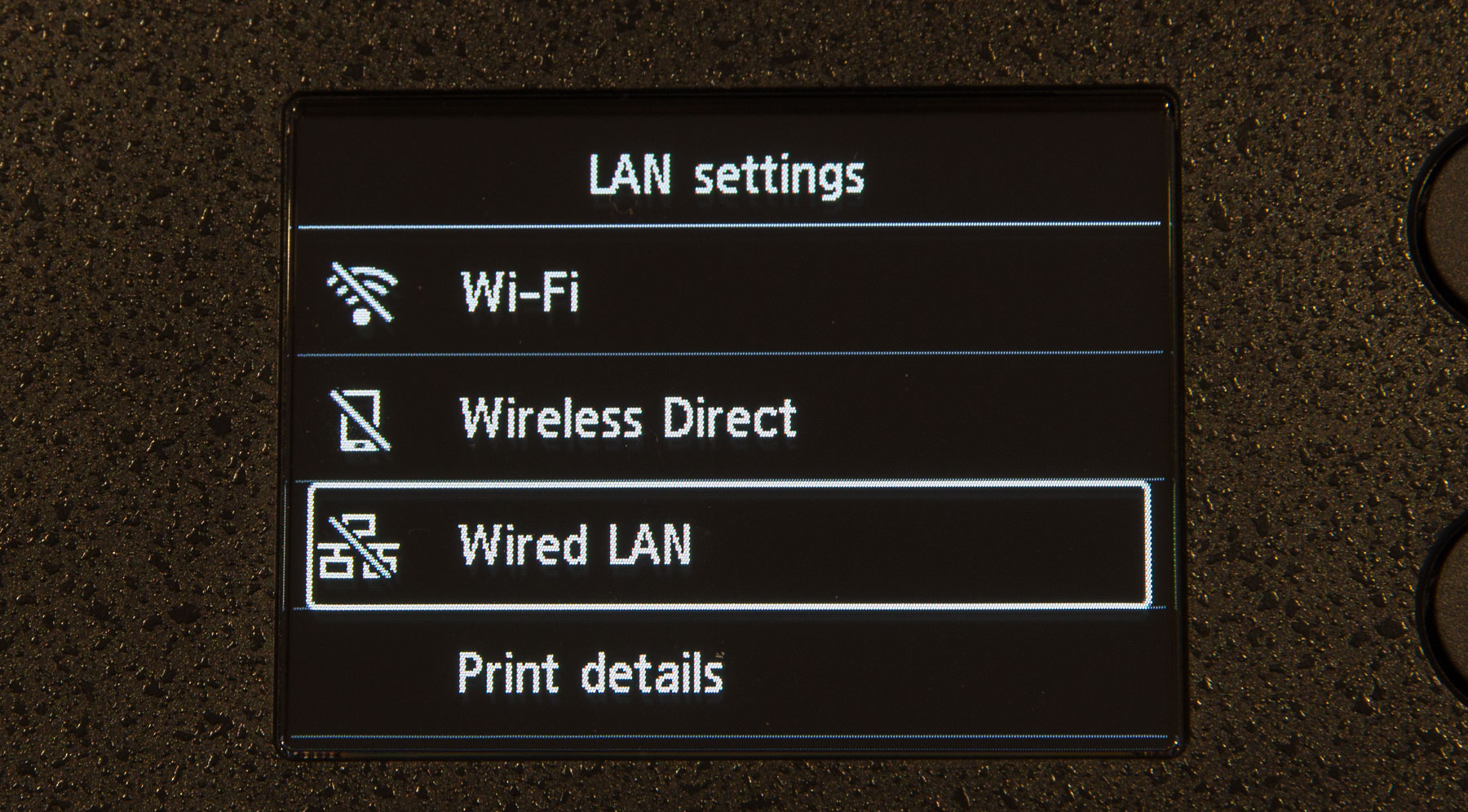 wired lan