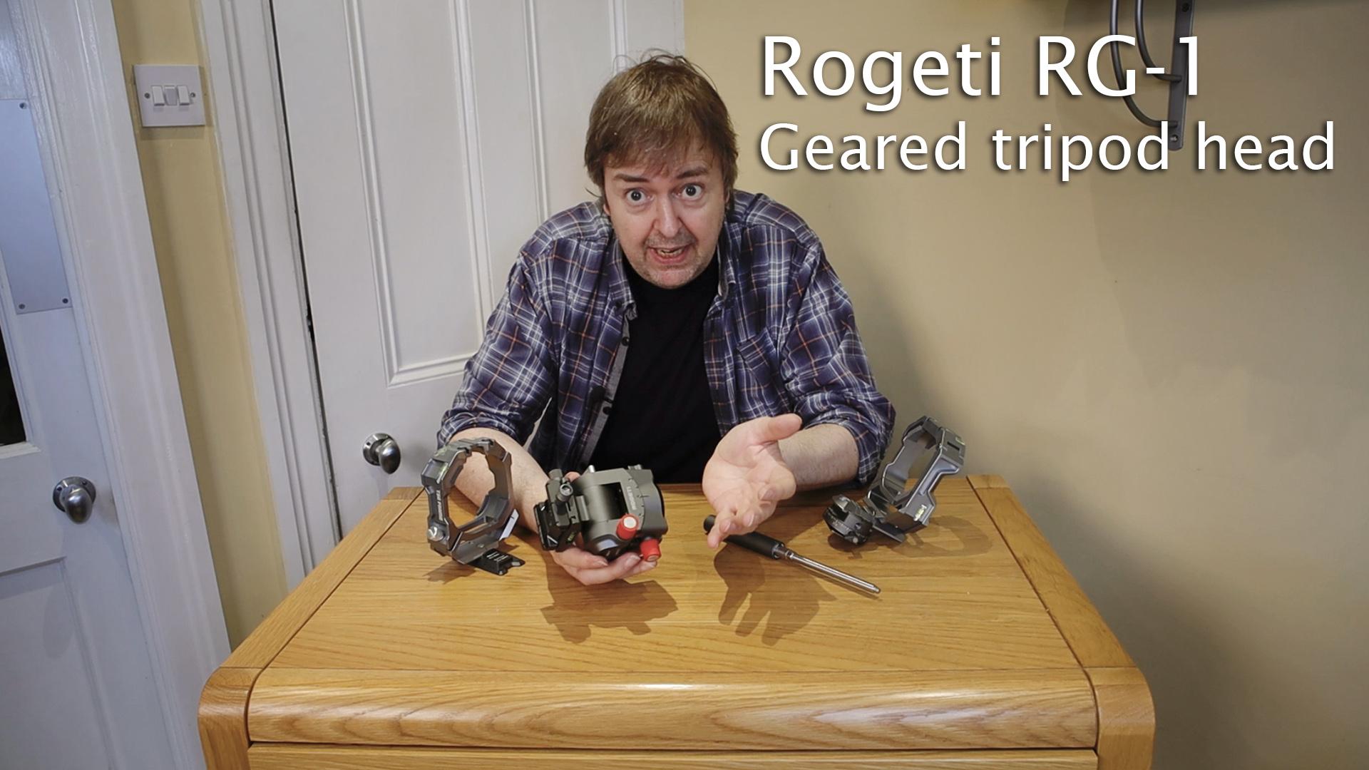 Rogeti RG-1 video