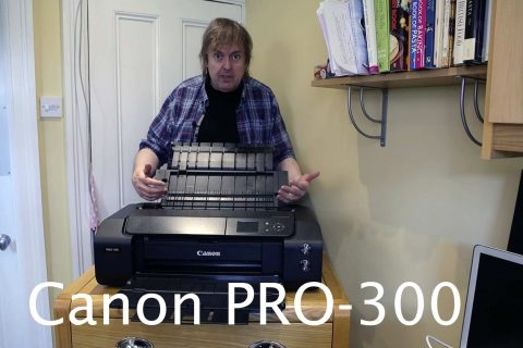 Video: looking at the PRO-300 printer
