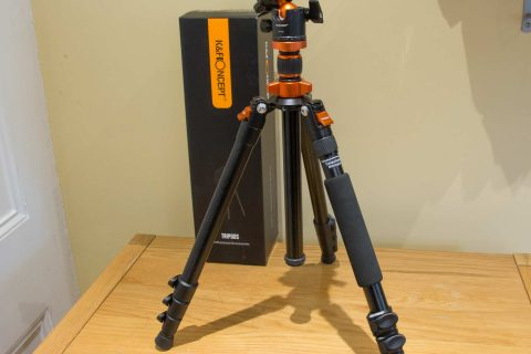 KF Concept SA254M1 camera tripod
