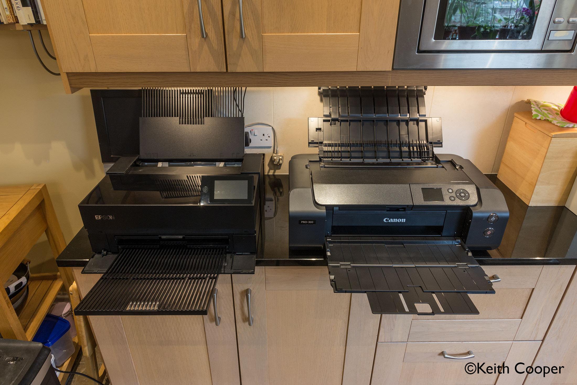 two-printers