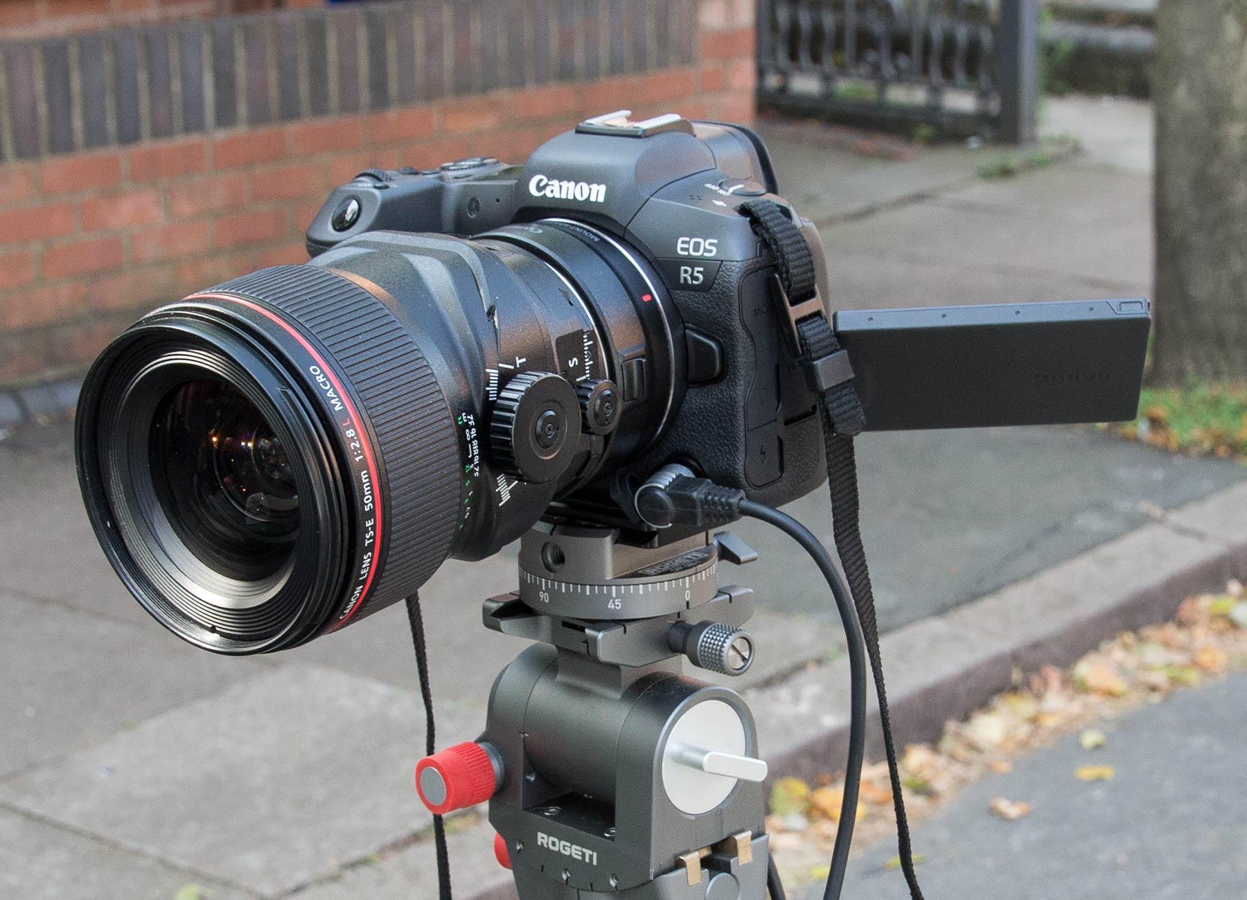 Canon R5 testing