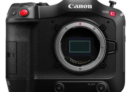 EOS C70 4K video camera announced