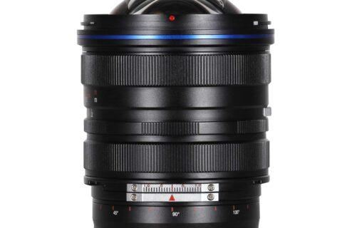 Laowa 15mm shift lens
