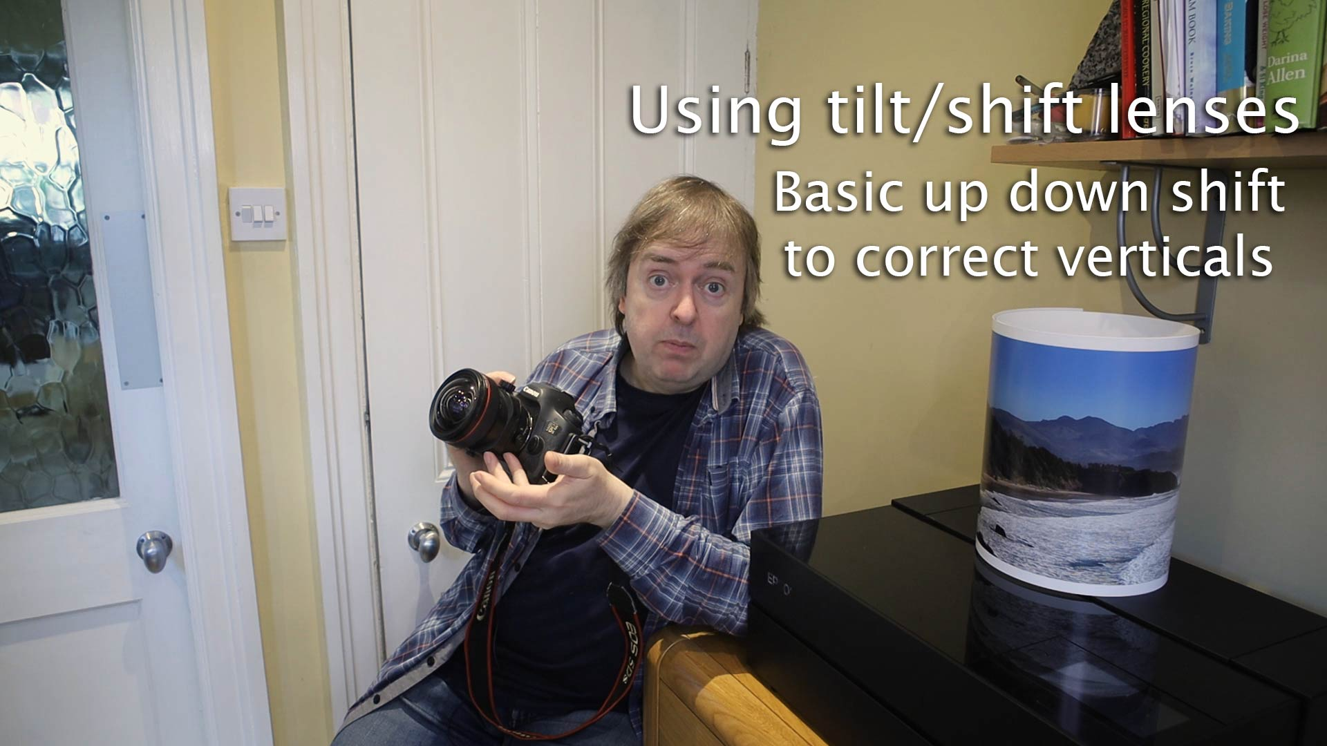 tilt shift basics - lens shift