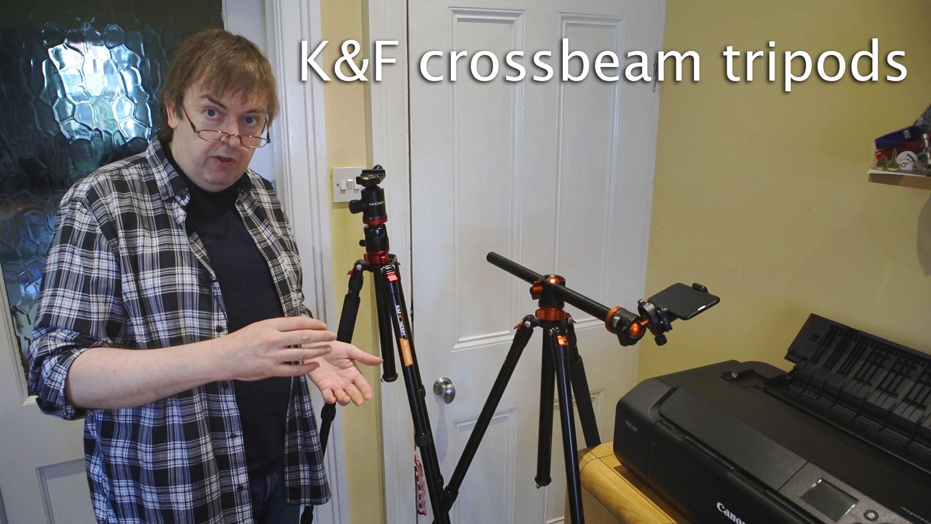 KF crossbeam tripods
