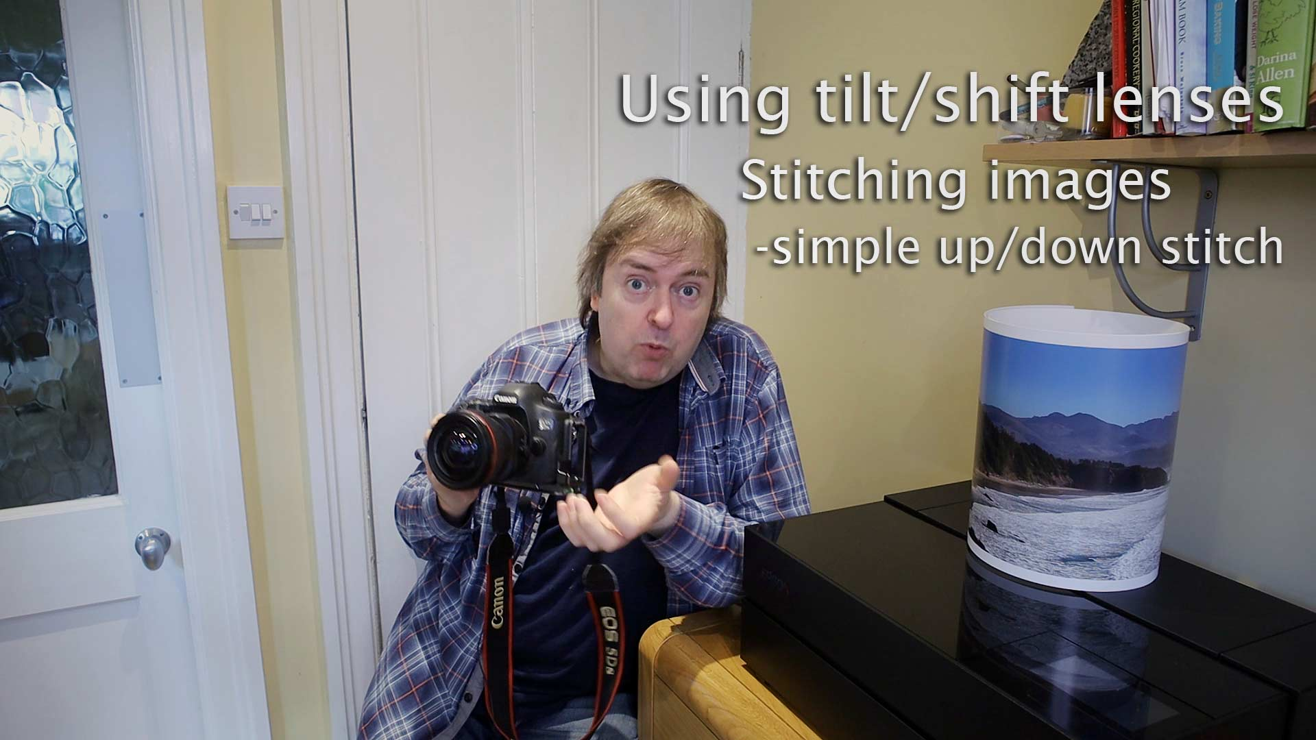 stitching-images taken with shift
