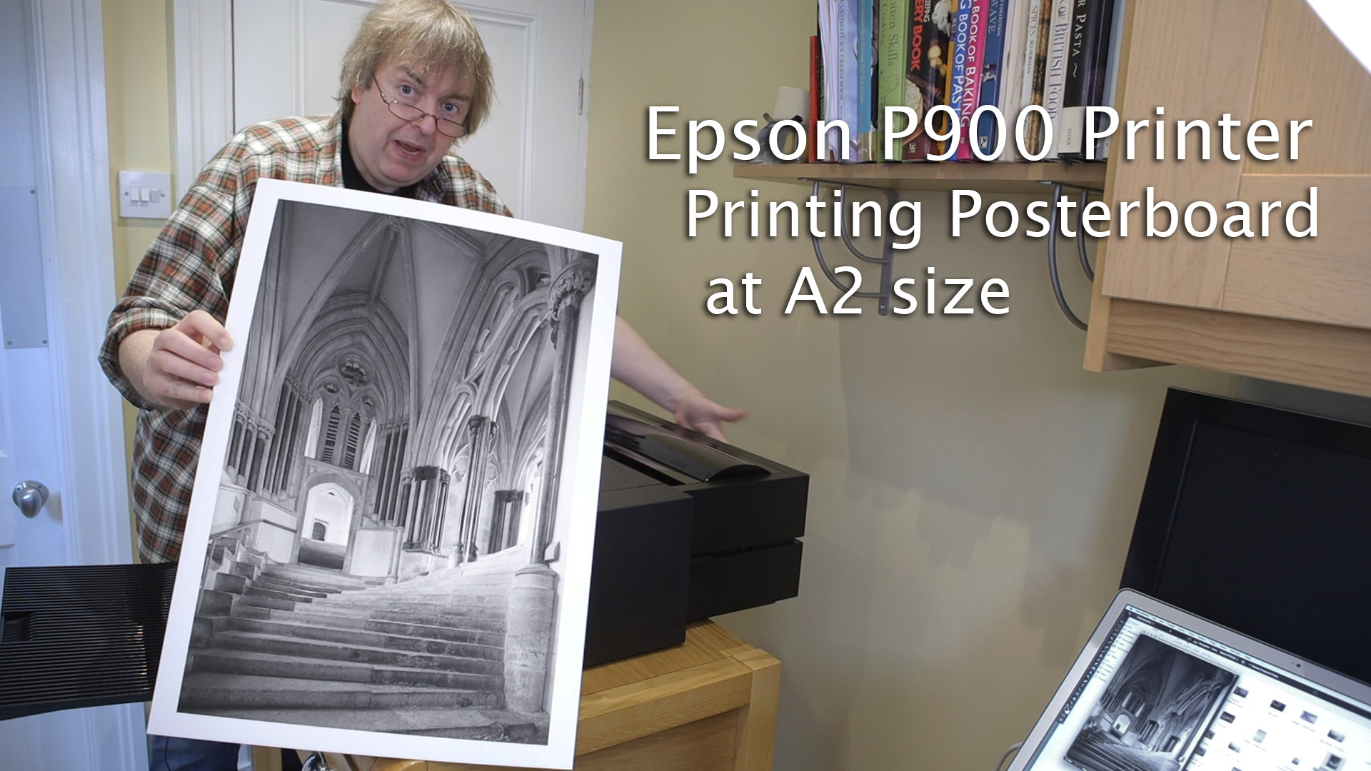 P900 A2 poster board printing