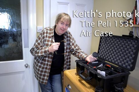 Video: Keith's kit - Peli 1535 Air Case