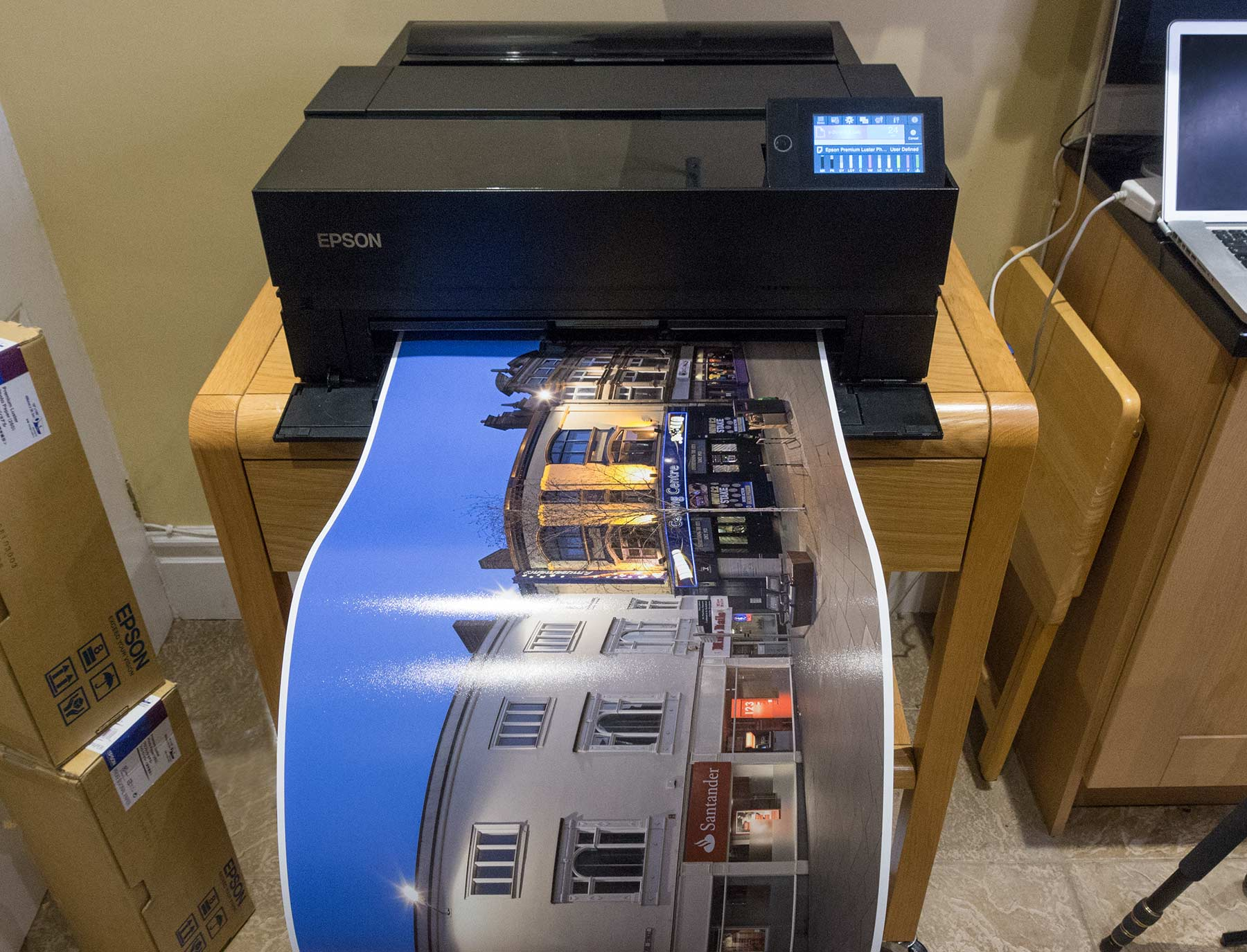 epson p900 printer