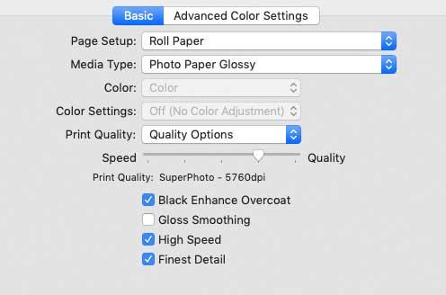 gloss-options