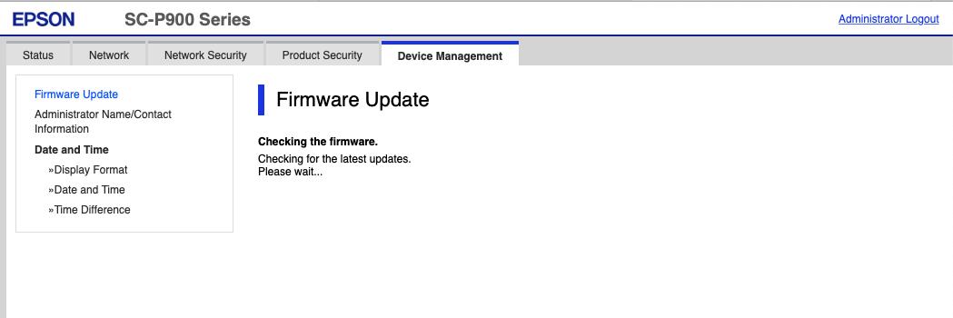 web-server-firmware