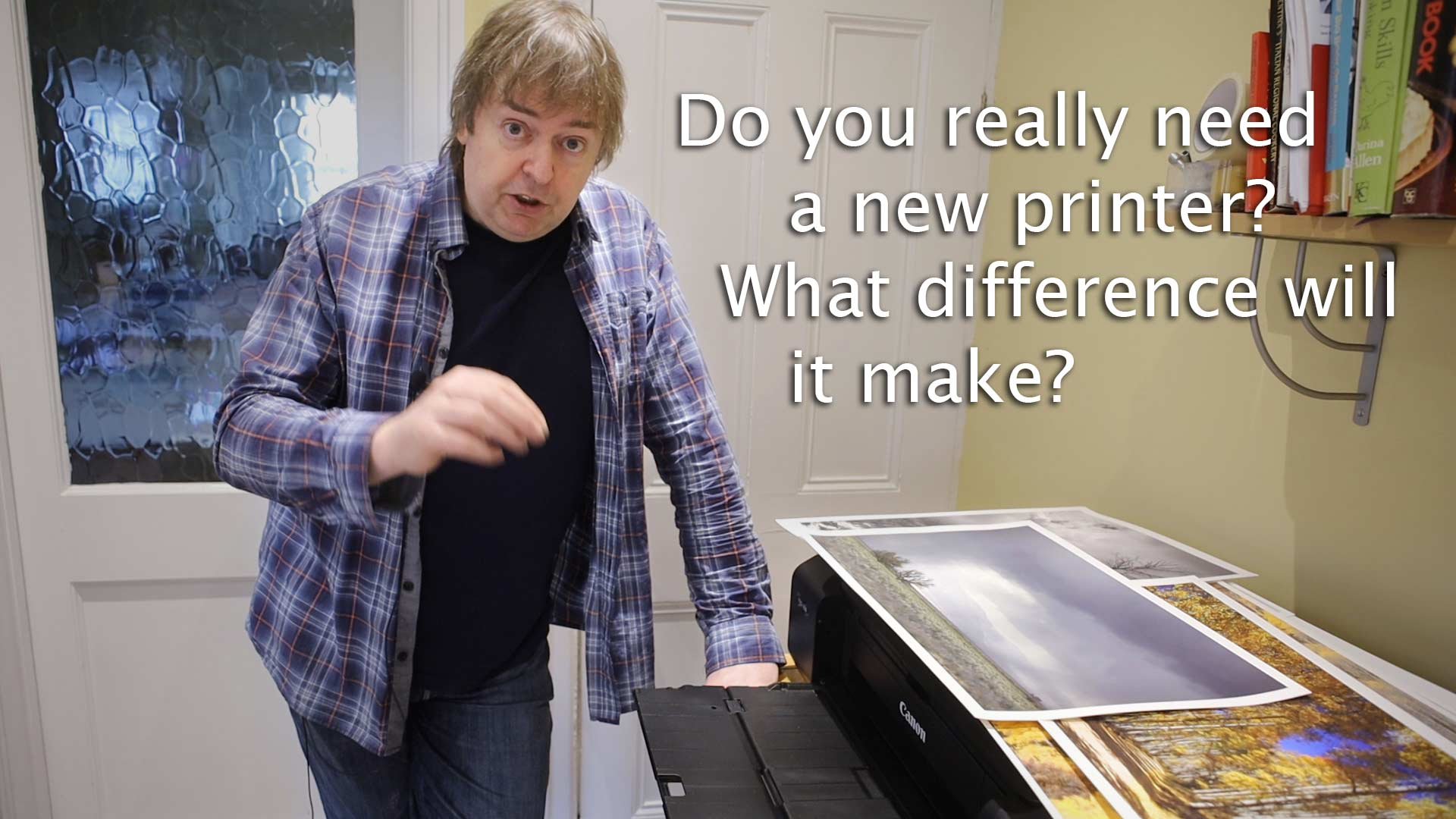 Do you need a new printer