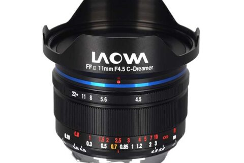 New RF Laowa 11mm f/4.5 FF RL