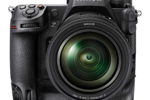 Nikon Z9 development