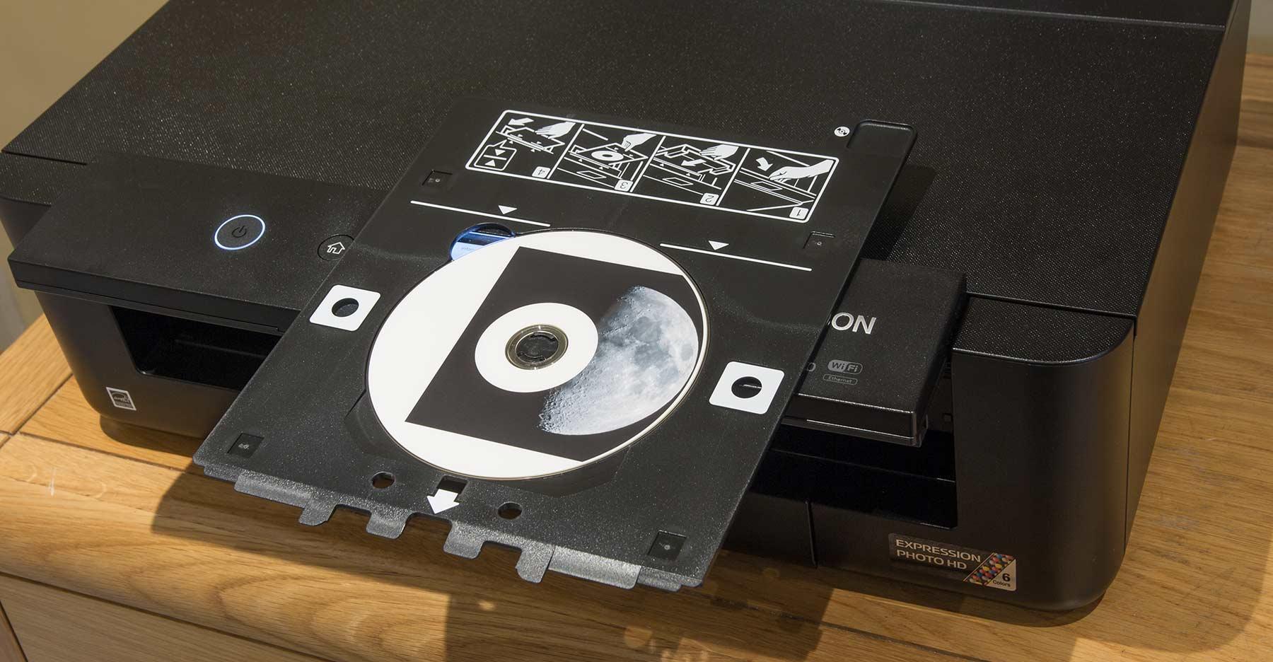 printed-CD