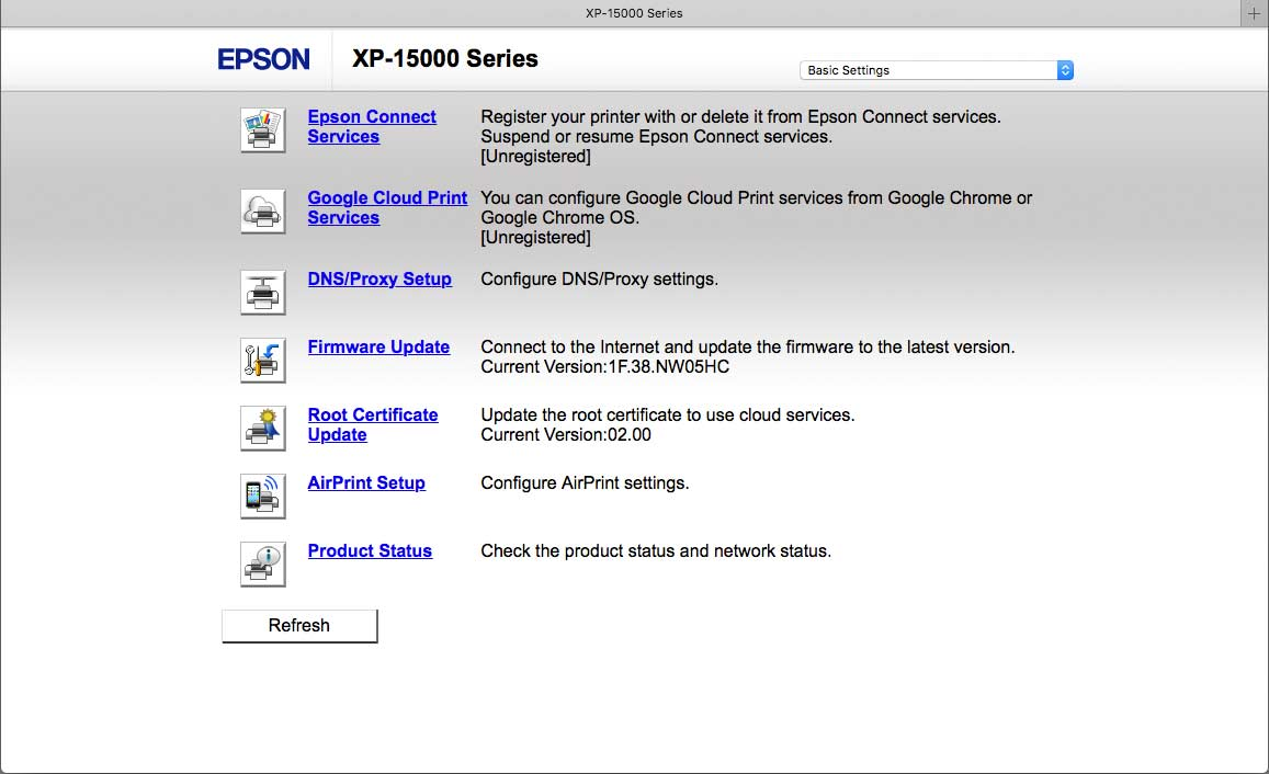 xp-15000-web-page