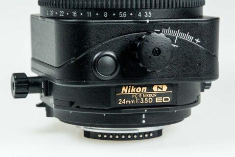 Nikon PC-E Nikkor 24mm f/3.5D ED review